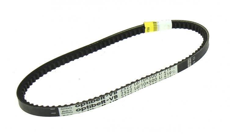 Courroie Crantée Trapezoïdale pour Tondeuse Thermique Tractée 10 x 7 mm - Ref EM-3047006 - MTD