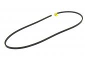 Courroie d\'Entraînement Trapezoïdale pour Fraise à Neige 6 x 4 mm - Ref 754-04088 - MTD
