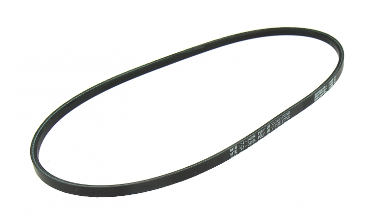 Courroie de Boîte de Vitesse Trapezoïdale pour Tondeuse Thermique Tractée 10 x 6 mm - Ref 754-04184 - MTD
