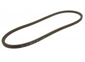 Courroie de Lame Trapezoïdale pour Tondeuse Autoportée 16 x 12 mm - Ref 754-0445 - MTD