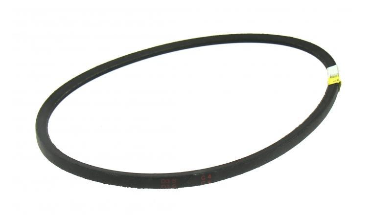 Courroie de Traction Trapezoïdale pour Tondeuse Thermique Tractée NTE 12 x 10 mm - Ref 41070 - Outils Wolf
