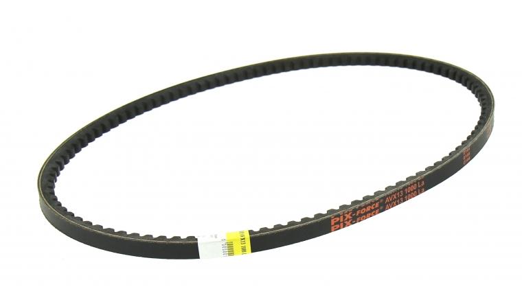 Courroie Crantée Trapezoïdale pour Tracteur Case IH 14 x 13 mm - AVX 13X 1000 La