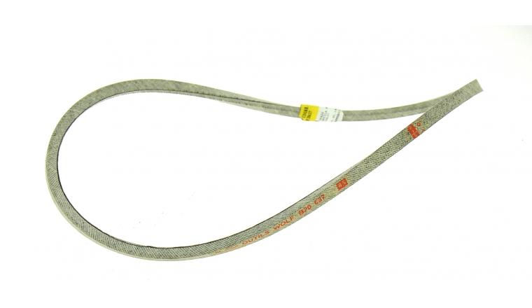 Courroie de Traction Trapezoïdale pour Tondeuse Thermique Tractée PFTS 10 x 10 mm - Ref 20637 - Outils Wolf
