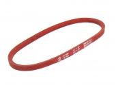 Courroie Trapezoïdale adaptable 12 x 8 mm - Ref F1325