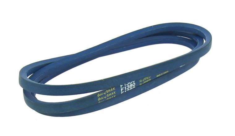 Courroie Trapezoïdale adaptable 13 x 8 mm - Ref F1380