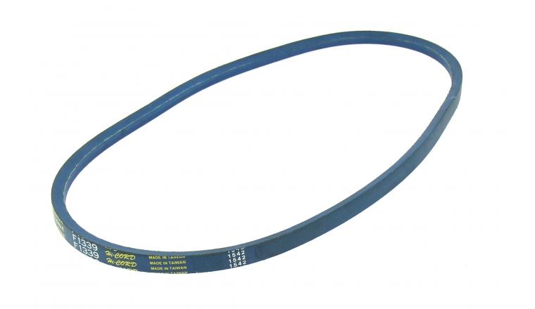 Courroie Trapezoïdale adaptable 12 x 8 mm - Ref F1339