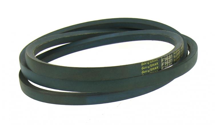 Courroie Trapezoïdale Adaptable 16 x 11 mm - F1681