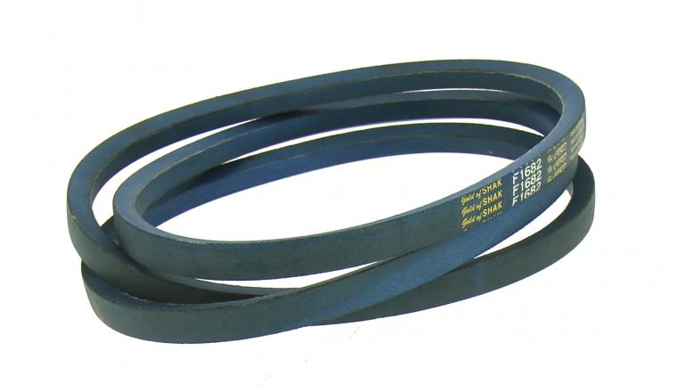 Courroie Trapezoïdale adaptable 16 x 11 mm - F1682