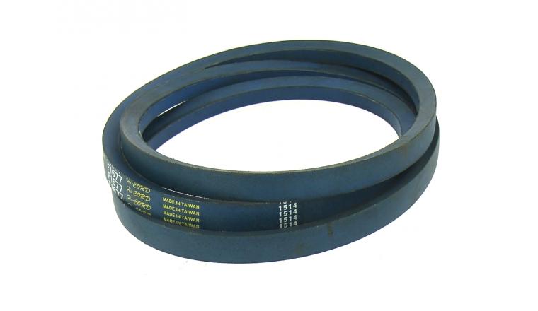 Courroie Trapezoïdale adaptable pour Machine RANSOMES 16 x 11 mm - F1677