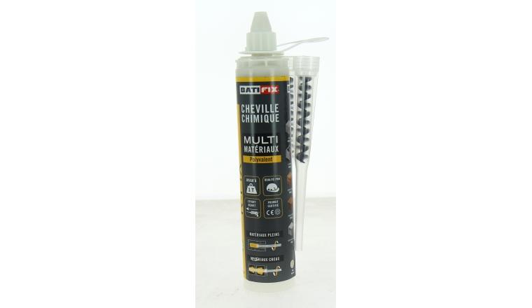 Scellement chimique 330 ml fixez c 39 est scell - Cartouche scellement chimique ...