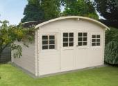 Abri de jardin en Bois DAINVILLE Solid 10.00 m² S8333