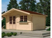 Abri de jardin en Bois LILAC Madeira 17.30 m² Ref 2805