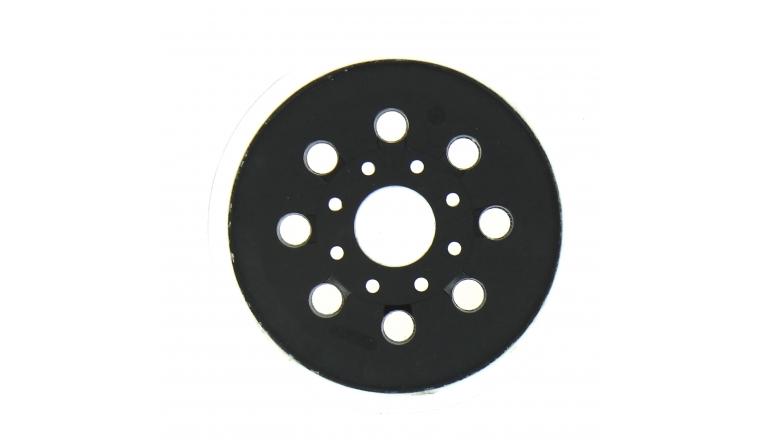 Plateau Velcro 125mm pour ponceuse SKIL 7402 - 2609100541