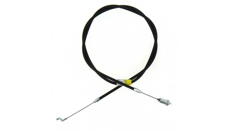 Câble Commande d\'Embrayage de Lame pour Tondeuse Thermique 51 cm - Ref 24821 - Outils Wolf