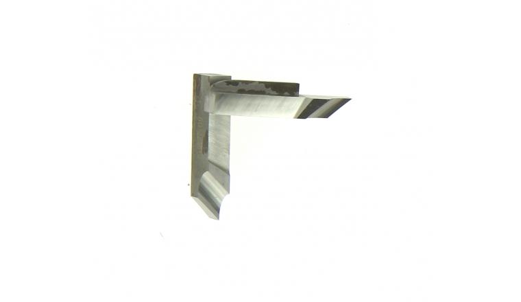 Jeu de 2 Couteaux Profilés Quart de rond - 8 mm - Ref BD565512 - Le Ravageur