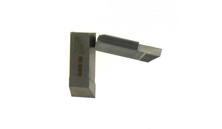 Lot de 2 Couteaux Rainures - 20 mm - Ref BD563020 - Le Ravageur