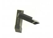 Lot de 2 Couteaux Rainures - 16 mm - Ref BD563016 - Le Ravageur