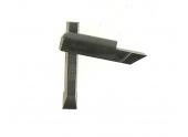 Jeu de 2 Couteaux Rainures - 8 mm - Ref BD563008 - Le Ravageur
