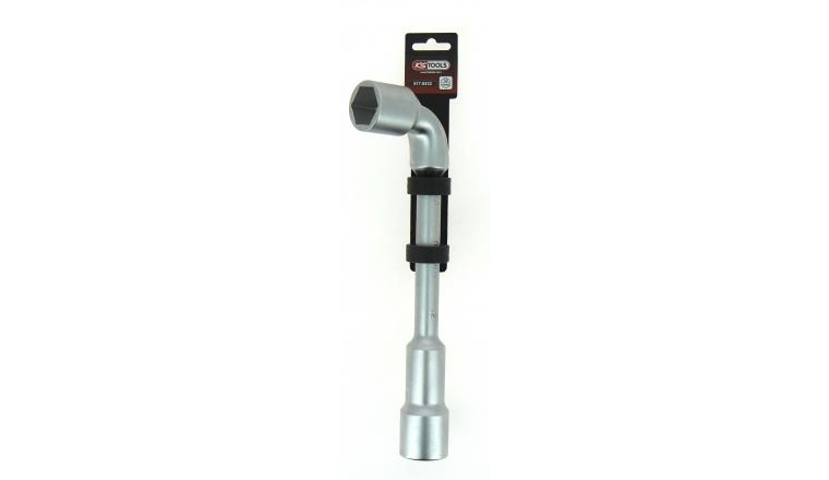 Clé à Pipe 32 mm en Chrome - Ref 517.0432 - KS Tools