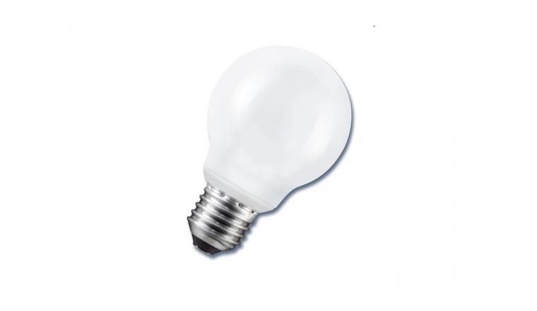 Lampe fluocompacte globe 11W/60W E27
