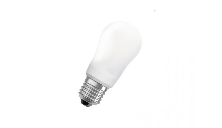 Lampe fluocompacte standard 15W/65W culot E27 RADIUM