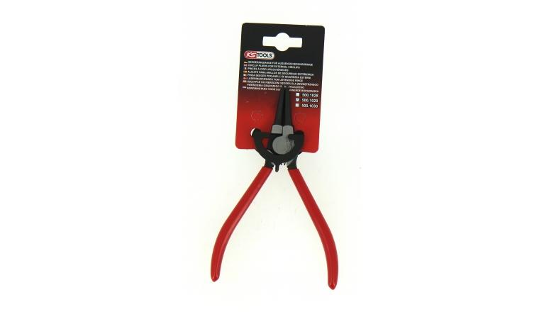 Pince à Circlips Extérieur Droit pour axe de 19 à 60 mm - Ref 500.1029 - KS Tools