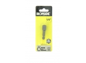 Douille HEX 8 en Chrome pour Perceuse - Ref 244149 - Ironside