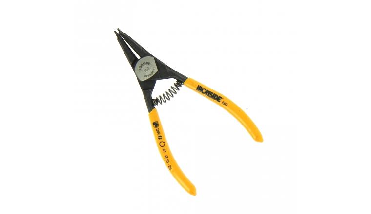 Pince à Circlips Extérieur Droit pour axe de 10 à 25 mm - Ref 121147 - Ironside