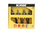 Jeu de 4 Pinces - Ref 121019 - Ironside