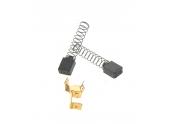 Jeu de Balai pour Ponceuse GDA 280 E, PDA 100 A.... Bosch - Ref 2.607.014.010
