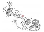 Cliquet de Lanceur pour BT 120, FS 260, FS 550... Stihl - Ref 1125-195-7200