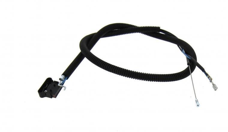 Câble Commande Gaz pour Débroussailleuse FS 120, FS 480, FT250 ... Stihl - Ref 4128-180-1112
