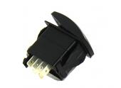 Interrupteur embrayage des lames pour Autoportée Wolf - Ref 28063 - Outils Wolf