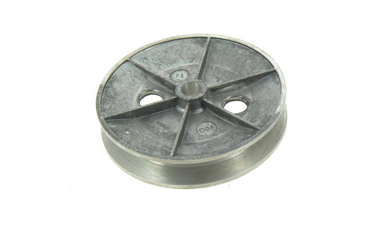 Poulie de Réducteur pour Tondeuse Thermique - Ref 22455 - Outils Wolf