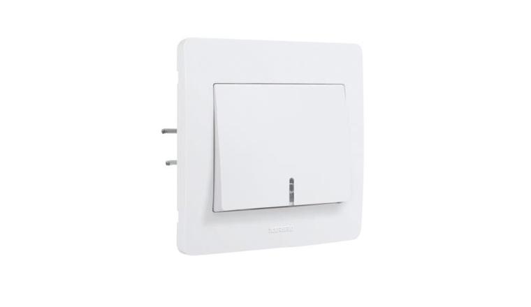 Interrupteur Va et Vient à Voyant Complet DIAMANT2 - Debflex 739350