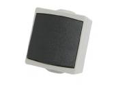 Bouton Poussoir Etanche IP65 PERLE - Debflex 730160
