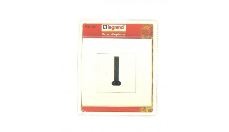 Prise Téléphone Complet MOSAIC - Legrand 92320