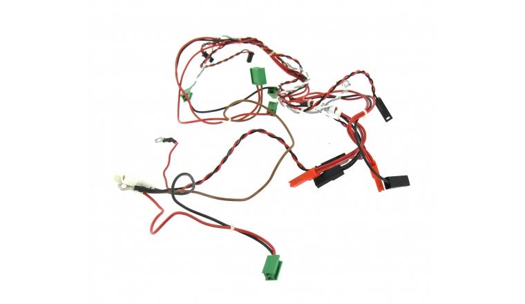 Faisceau électrique pour tondeuse robot R20AC, R30AC et ROW1 - Ref 33948 - Outils WOlf