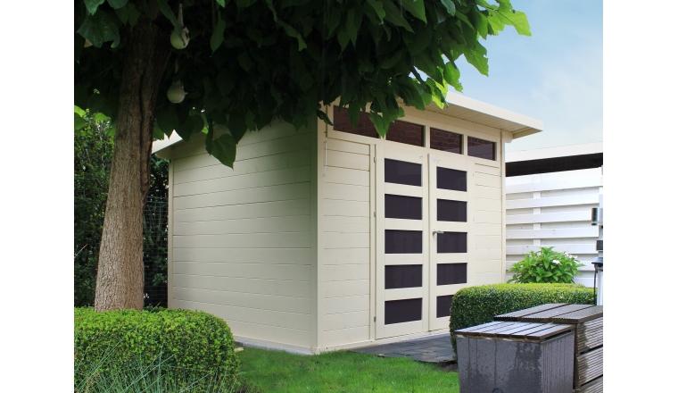 Abri de jardin en Bois VERONA Solid 6.89 m² S8244