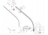 Déclencheur pour Débroussailleuse GT 2124 Jonsered - Ref 530 05 63-34 - Husqvarna