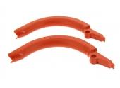 Poignée droite et gauche pour tondeuse Flymo TC330, TC350 ... - Ref 513 08 96-00 - Husqvarna