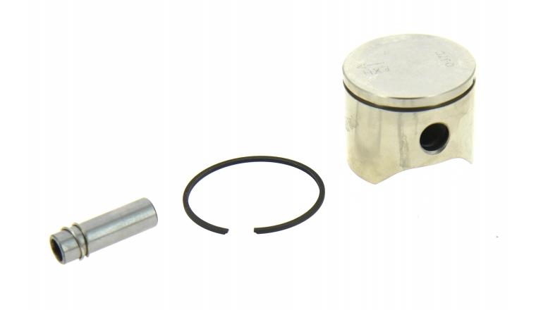 Piston complet avec Segment pour Tronçonneuse CS2138, CS2137 ... - Ref 545 08 18-72 - Husqvarna