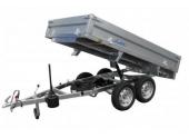 Remorque Benne basculante - PTAC 750 kg - Ref 39560 - Lider