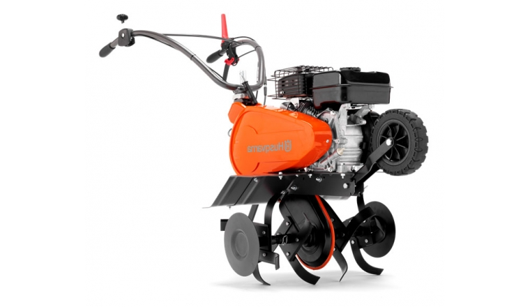 Motobineuse 4 fraise 60 cm - Husqvarna TF325