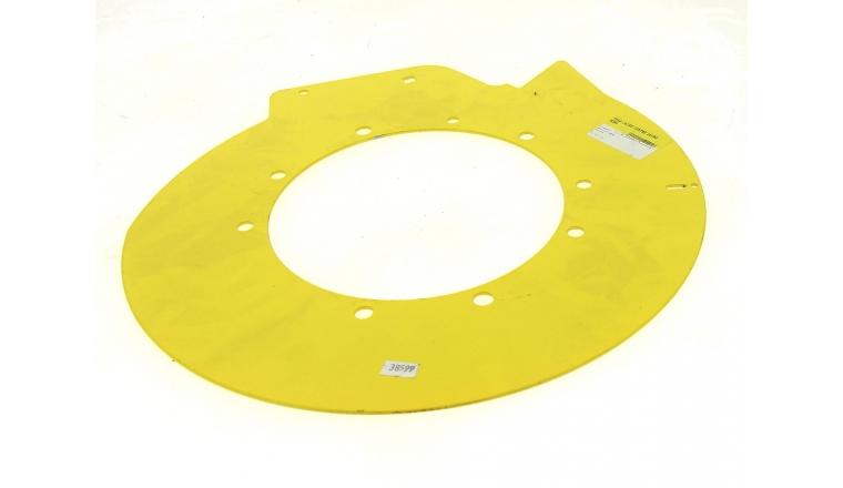 Tole de protection carter Tondeuse Thermique RM46B et RM46BF - Ref 38599 - Outils Wolf