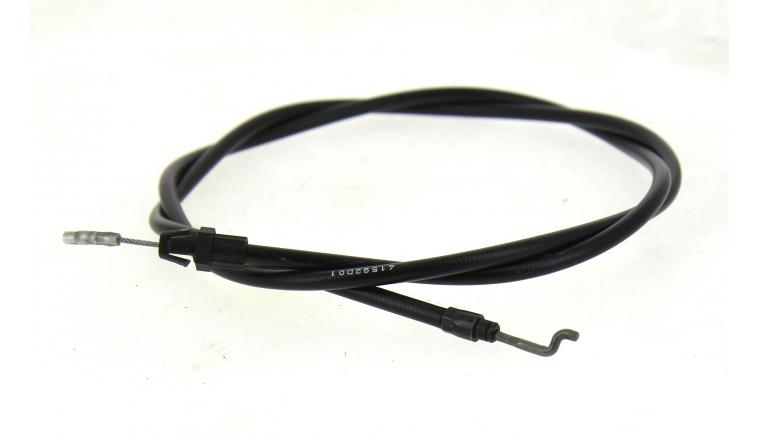 Câble commande frein moteur tondeuse thermique NTB et NTBF - Ref 41592 - Outils Wolf