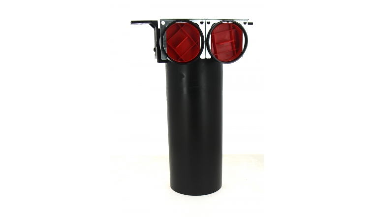 Boîtier TVA pour Système de ventilation - Ref 990 326 125 - Zehnder