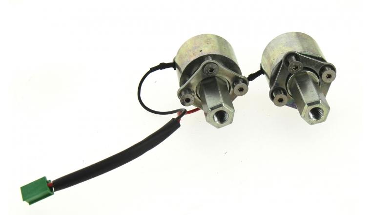 Ensemble de 2 moteurs de roue pour tondeuse robot Wiper Blitz - Ref 50_A0002_00 - Ambrogio