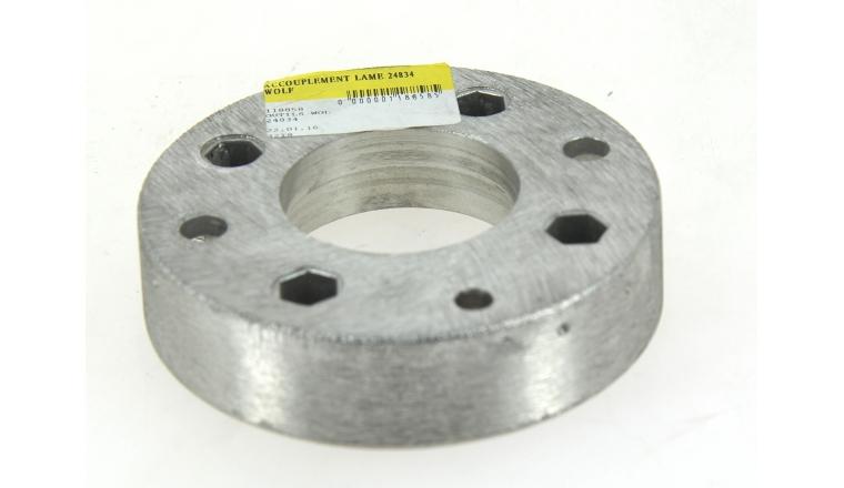 Accouplement de lame pour tondeuse thermique GTFB4M, PMTF ... - Ref 24834 - Outils Wolf