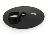 Cache de roue pour tondeuse Thermique NAT, NBT, NVT ... - Ref 20535 - Outils Wolf